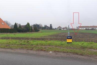 Pozemek 1 135 m2 k výstavbě RD - Louny, Ev.č.: P/2/2/2021