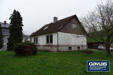 Rodinný dům 251,8 m2 s pozemkem, Holčovice, okr. Bruntál., Ev.č.: CSDDO1720
