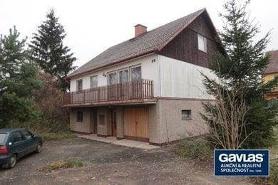 Rodinný dům 198 m² - Broumov - Rožmitál, Ev.č.: 60290