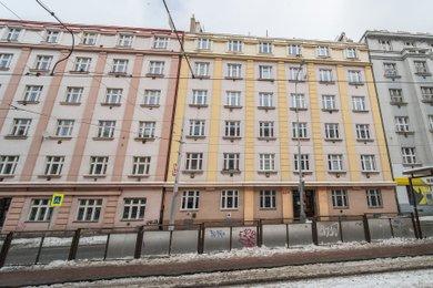 Pronájem zrekonstruované garsonky se sklepem, 25m², Praha - Žižkov, J. Želivského, Ev.č.: P3V2176805