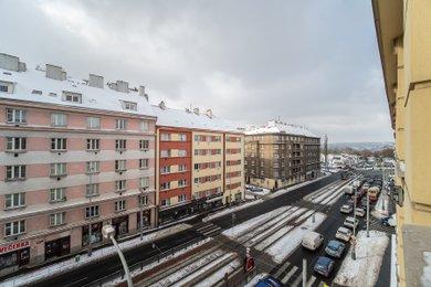 Pronájem zrekonstruované garsonky, 26 m², Praha - Žižkov, ul. J. Želivského, Ev.č.: P3V2176825