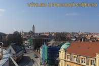 výhled ze střechy