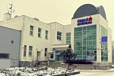 Prodej pronajaté komerční budovy s pobočkou České spořitelny, 1020m² - Český Těšín, Ev.č.: CS2102