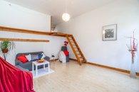 9. Malá Strana - obývací pokoj