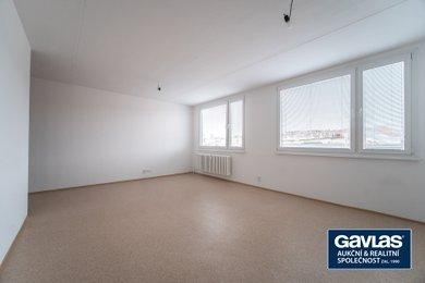 Pronájem zrekonstruované 1+kk se sklepem (38 m2) Praha 3 - Žižkov, Táboritská 26, Ev.č.: P3V31770
