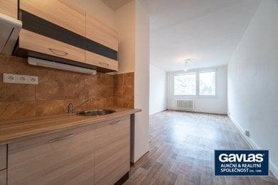 Pronájem zrekonstruovaného 2+kk, 45 m², se sklepem, Praha – Žižkov, Táboritská, Ev.č.: P3V31640