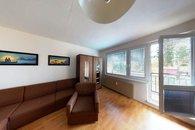 5 GAVLAS - byt Bruntál - obývací pokoj 2