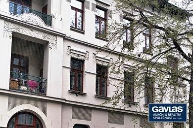 Prodej zrekonstruovaného bytu 1+kk, 27m² - Brno - Staré Brno, Ev.č.: CSDD320