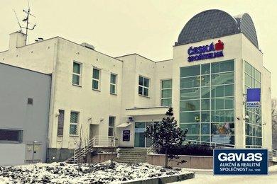 Prodej pronajaté komerční budovy s pobočkou České spořitelny, 1020m² - Český Těšín, Ev.č.: CS2102-2