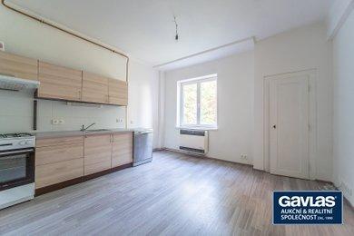 Pronájem zrekonstruovaného 1+1, 46 m², Praha - Žižkov, ul. Biskupcova 45., Ev.č.: P3V5180905