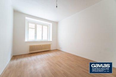 Pronájem zrekonstruovaného 1+kk (34 m2) Praha 3 - Vinohrady, Perunova 5, Ev.č.: P3V59191