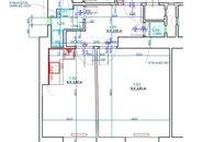 Plánek Želivského byt 1