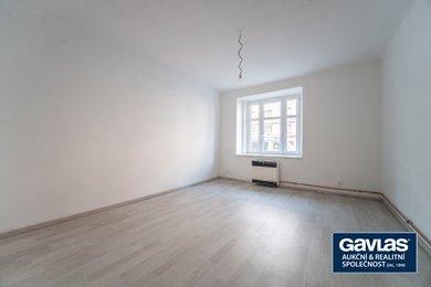 Pronájem zrekonstruovaného 1+1 (43 m2) Praha 3 - Žižkov, Jana Želivského 18, Ev.č.: P3V517681