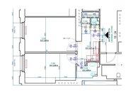 Plánek Želivského byt 24