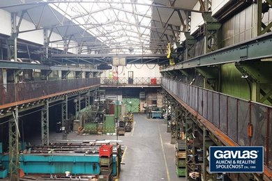 Soubor strojního vybavení a zařízení z majetku výrobního podniku KARDANEX a.s. – výrobce kloubových hřídelí, Ev.č.: 60303