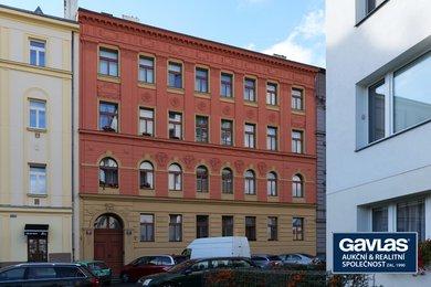 Pronájem zrekonstruovaného 1+1, 46 m², Praha - Žižkov, Bořivojova 27, Ev.č.: P3V691805