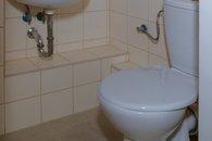 Koupelna - umyvadlo a WC