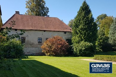 Rodinný dům se sadem a zahradou u zámeckého parku, ul. Zámecká 6, Kunštát, okres Blansko, Ev.č.: 60305