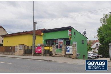 Trafika s pozemky o celkové výměře 769 m2 (dle územního plánu – zóna bydlení v RD), Ev.č.: CSDD321