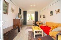 Světlý byt 1+kk, 29m2, 2.NP,OV, Petrohradské ul., Praha Vršovice