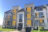 Novostavba bytu 2+kk 50 m2,OV,balkon,kóje,stáním v obci Klíčany