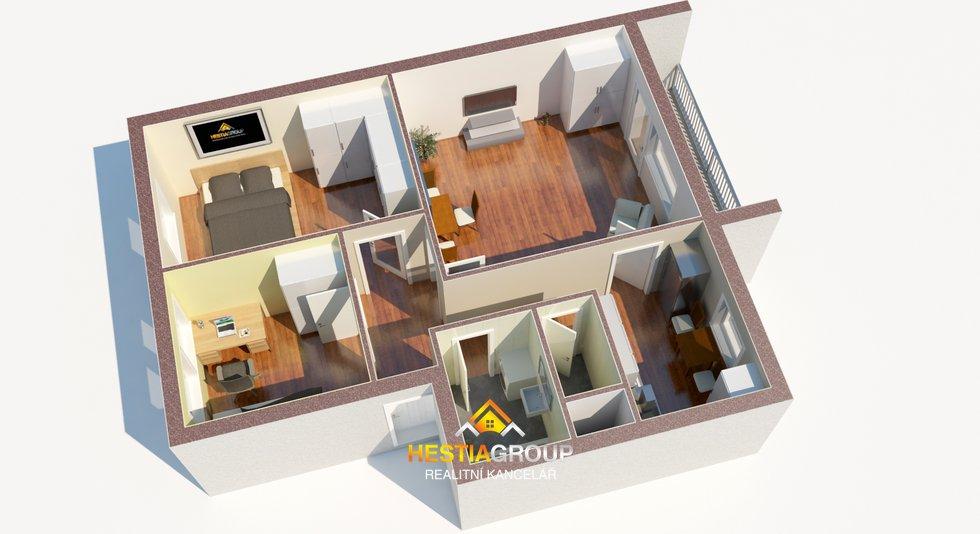 Prodej bytu Letohrad