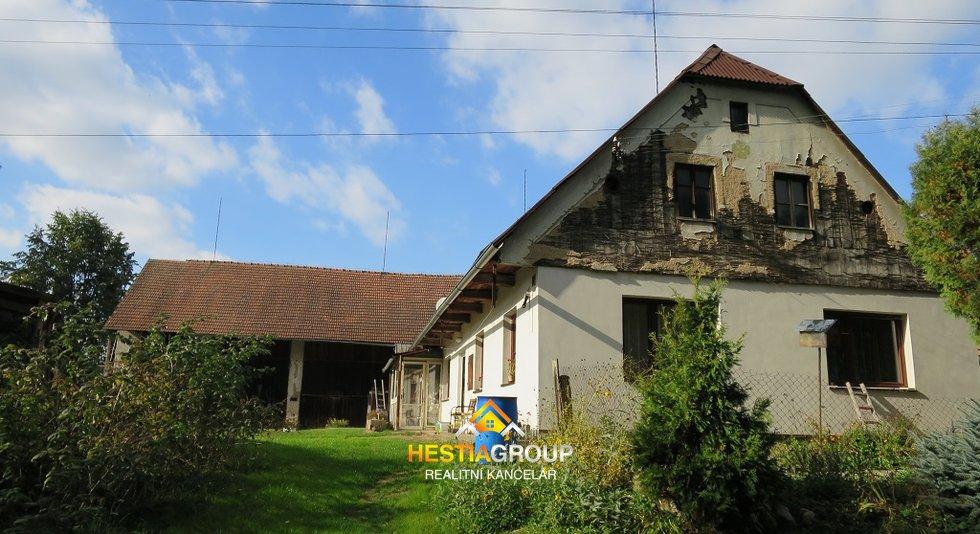 Dům k prodeji Helvíkovice