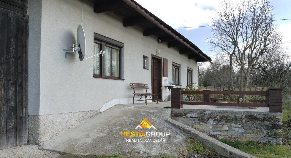 ROdinný dům Pěčín na prodej