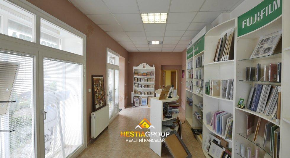 Prodej bytového domu Ústí nad Orlicí
