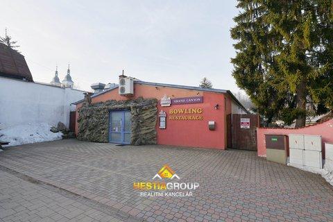 Obchodní prostory, 282m², Hluboká, Žamberk