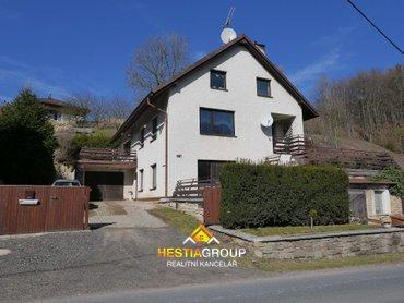 Prodej, rodinný dům, 365 m2, České Libchavy