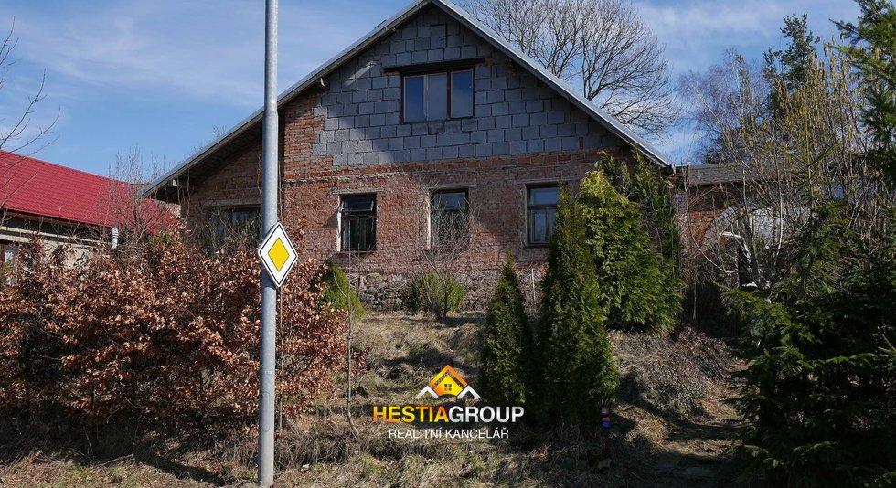 Rodinný dům na prodej Dolní Dobrouč