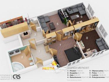 3D-layout patro