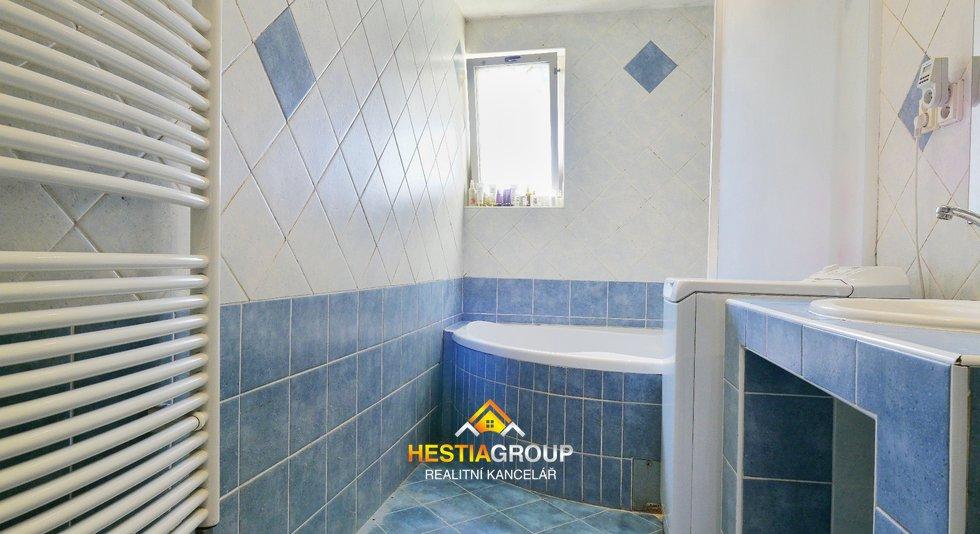 Koupelna dům Brandýs nad orlicí