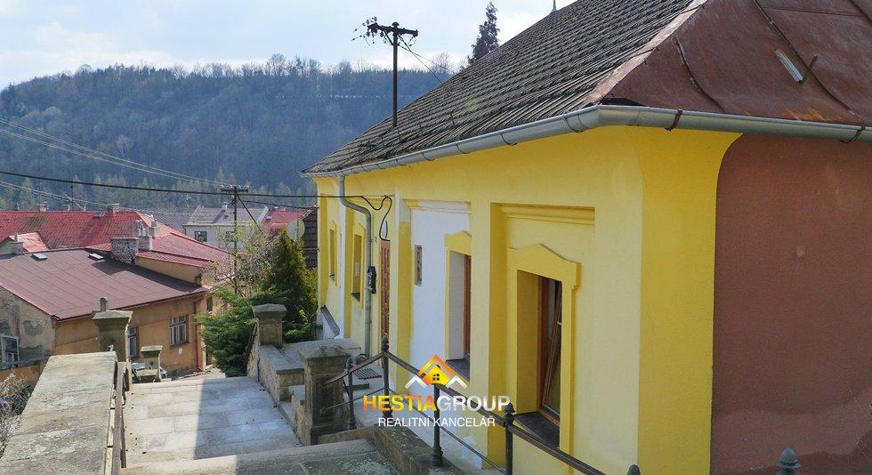 Rodinný dům na prodej Brandýs nad Orlicí
