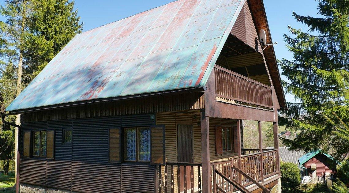 Prodej chaty Pastvinská přehrada