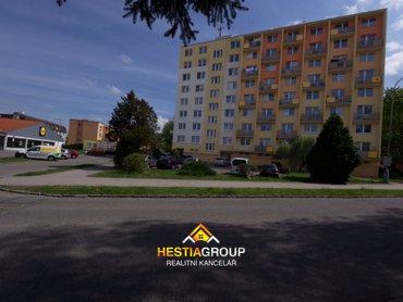 Prodej bytu 3+1, 74 m² - Ústí nad Orlicí, ul. Popradská
