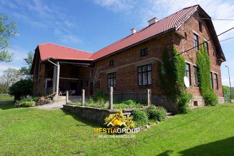 Zemědělská usedlost, 391m², Záchlumí