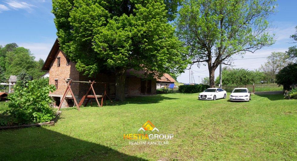 Dům na prodej se zahradou