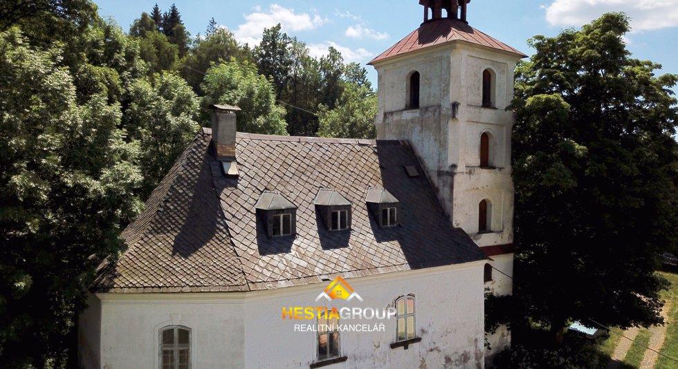 Kostel na prodej Čenkovice