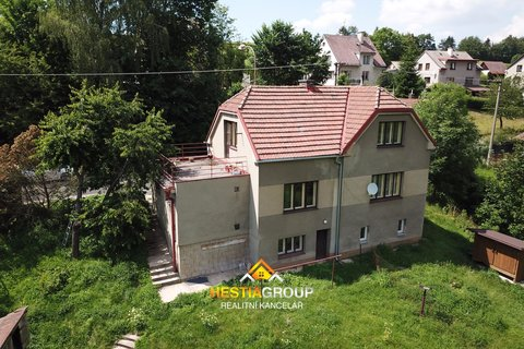 Rodinné domy, 187m², Sloupnice - Horní Sloupnice