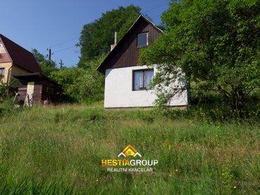 Prodej rekreační chaty, 21 m² - Česká Třebová