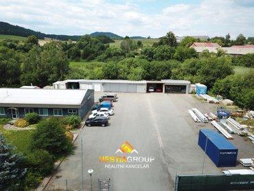 Prodej komerčního objektu, 4 623 m² - Libchavy, okr. Ústí nad Orlicí