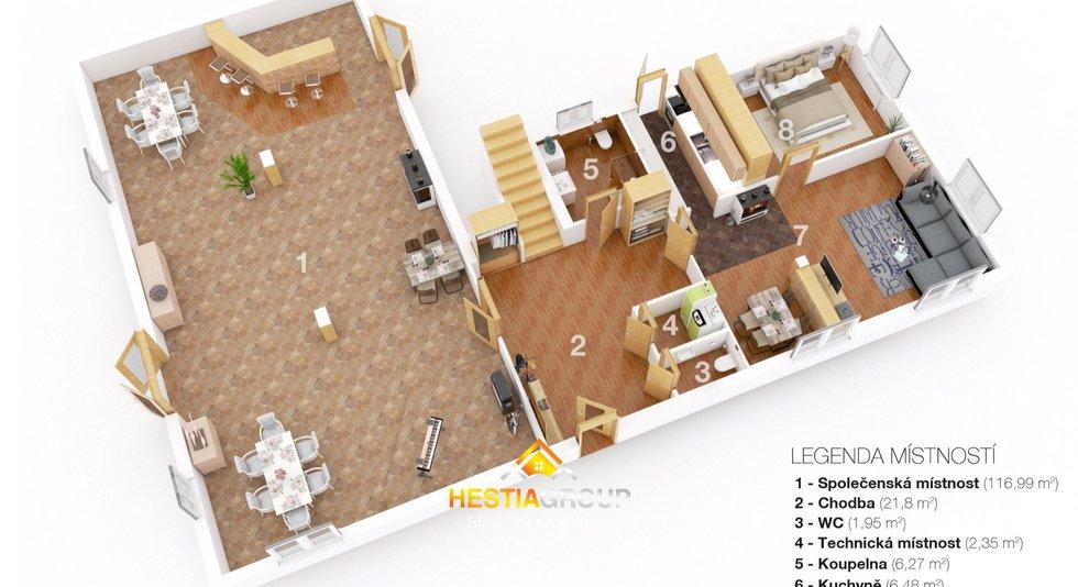 3D-layout Hestia