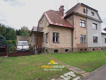 Prodej rodinného domu, 452 m² - Ústí nad Orlicí, ul. Hřbitovní