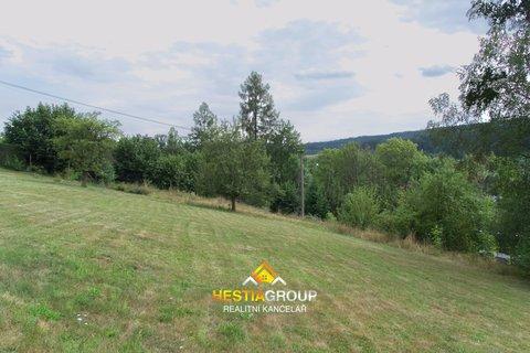 Pozemky pro bydlení, 2099m², Vondrák, Dlouhá Třebová