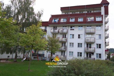 Byty 2+kk, 49m², Hradisková, Jablonné nad Orlicí