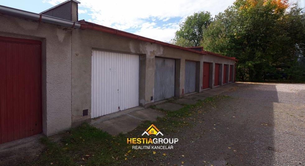 Prodej garáže Ústí nad Orlicí