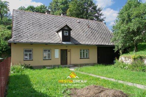 Chalupa, 369m², Dolní Dobrouč - Lanšperk