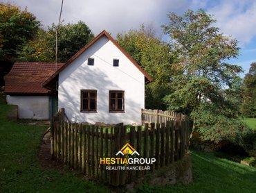 Prodej chalupy, 80 m² - Vlčkov, okr. Svitavy